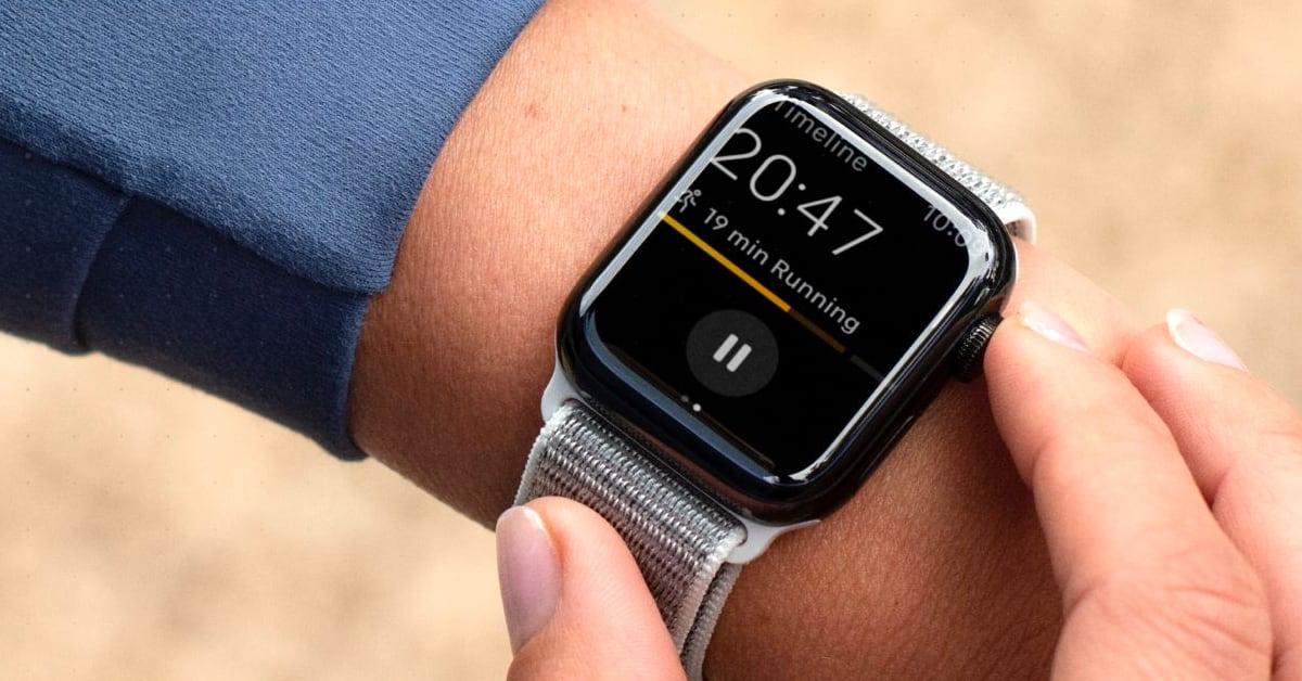 peloton app for apple watch