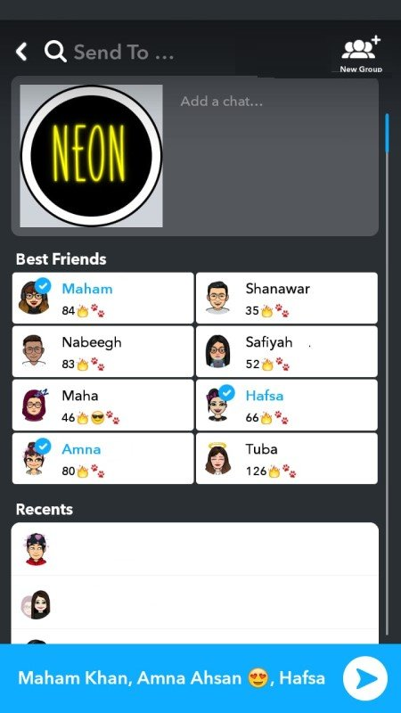 Snapchat 11