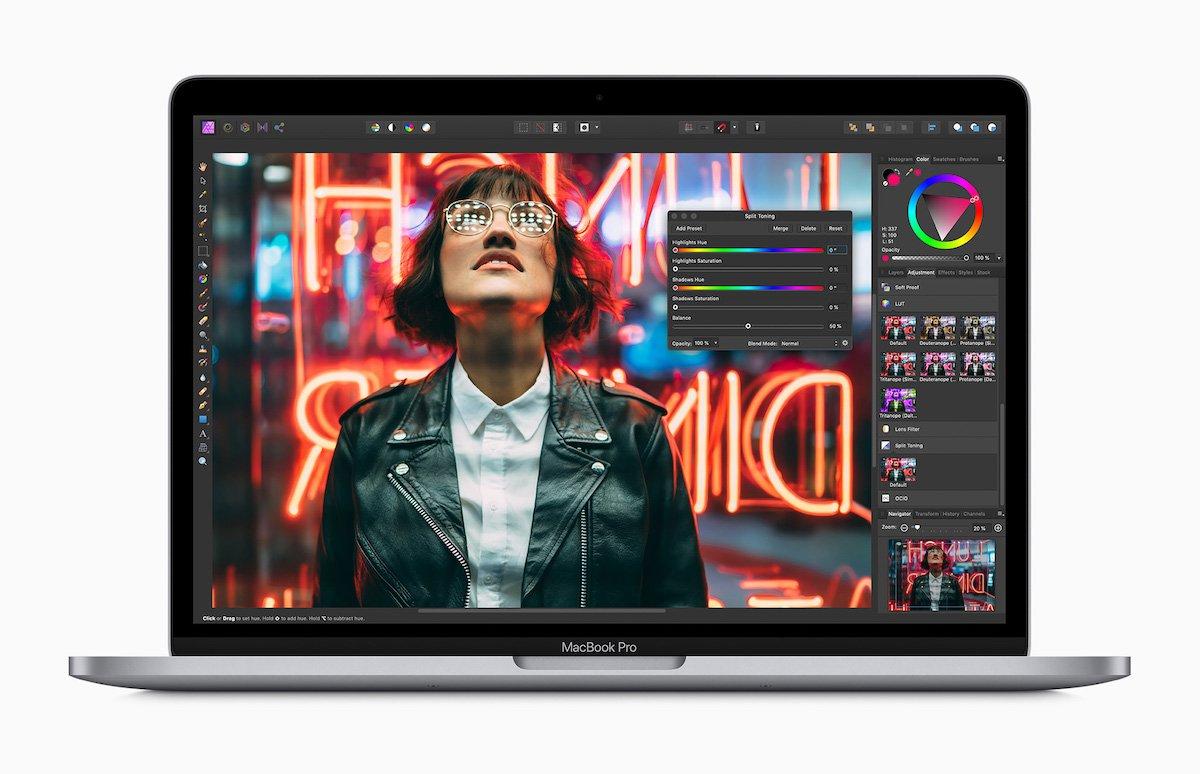 MacBook Pro 13-inch 2020