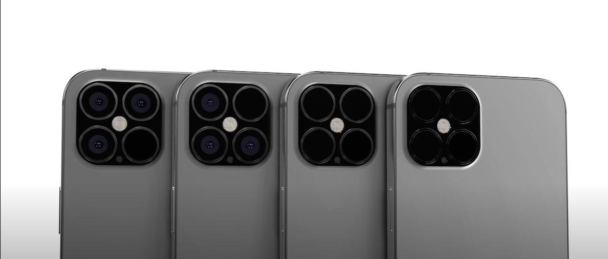 iPhone 12 Pro- Lens