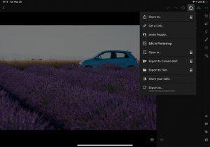 Adobe linked editing