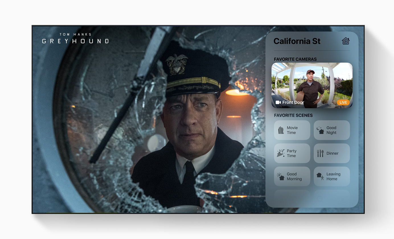 Apple TV plus tvOS 14 all updates announced at wwdc