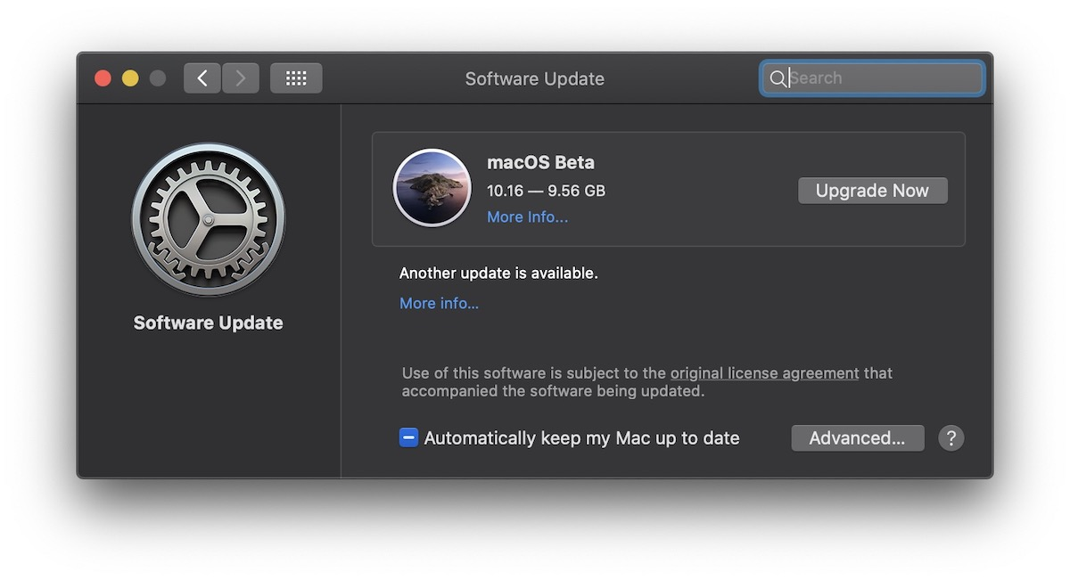 Download macOS Big Sur Beta 2