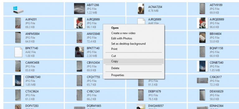Transfer photos from iphone to windows 6