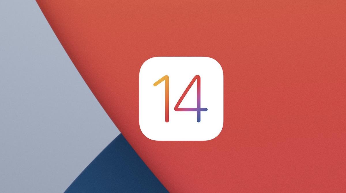 iOS 14 Logo quicktake