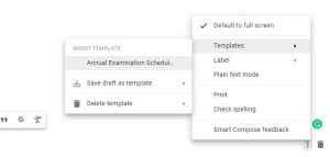 enable and use gmail templates 4