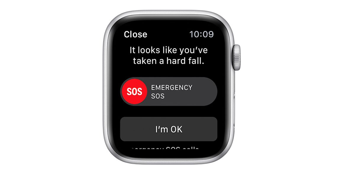 Apple Watch Fall Detection might be able to send users health data to 911