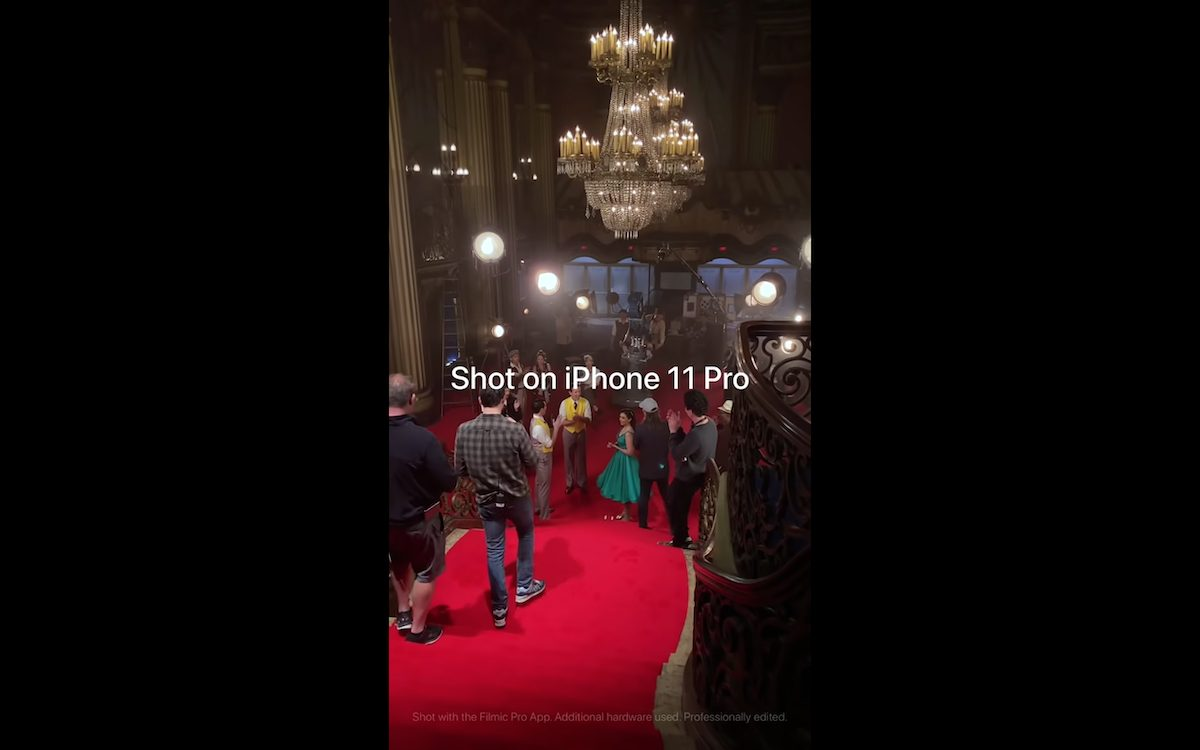 'The Stunt Double'- Apple's new vertical video shot on iPhone with Director Damien Chazelle