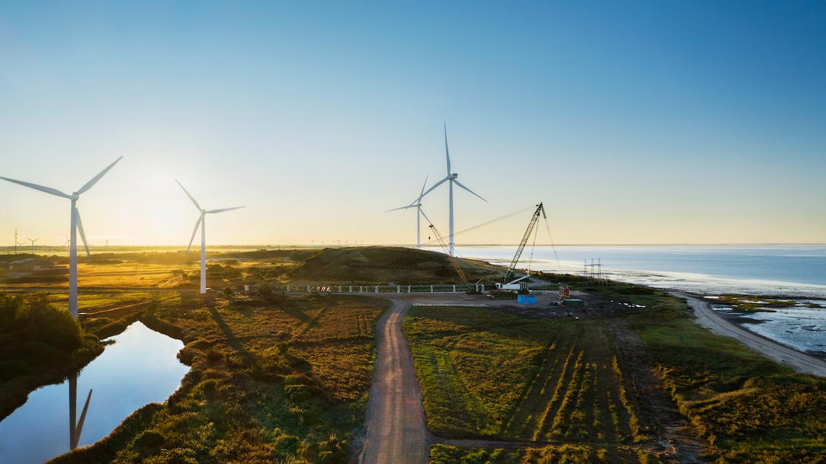 Apple renewable energy-demark