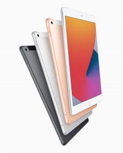 apple ipad 8th gen colors 09152020